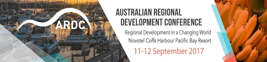 Australian Regional Development Conference