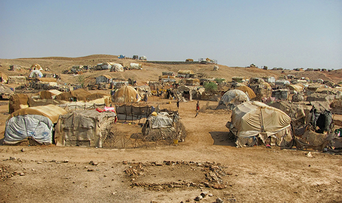 Humanitarian crisis worsens over Tindouf