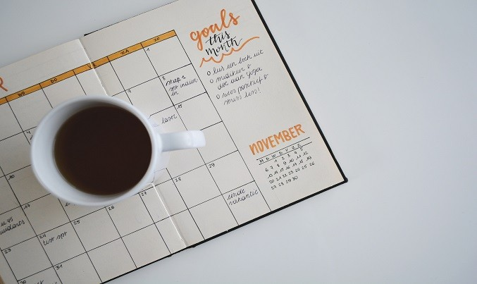 Stress Out! A Non-Profit Professional's Calendar